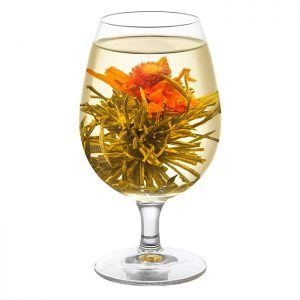 Flowering Green Tea