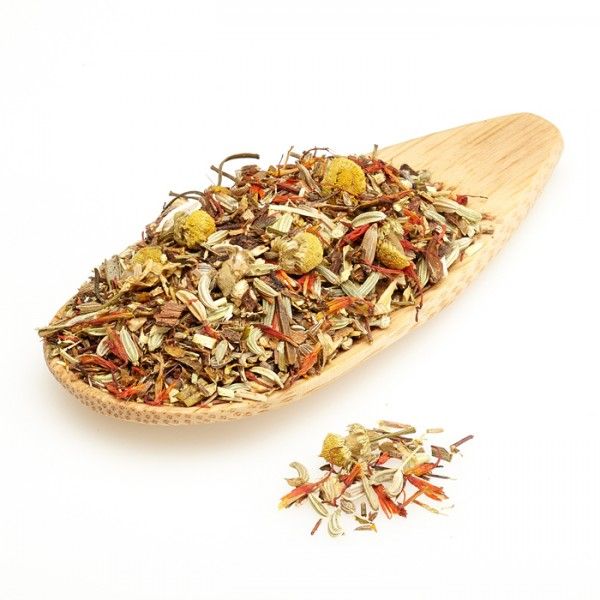 WellTea Chamomile Fennel & Safflower Rooibos Tea