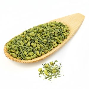 WellTea Genmaicha Matcha Iri Green Tea