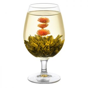 Red Dragon Flowering Green Tea