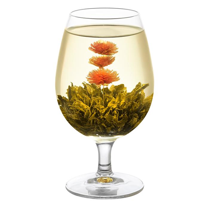 Red Dragon Flowering Green Tea