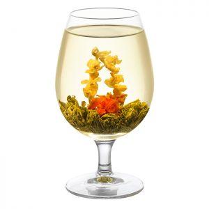 Blooming Orient Pearl Flowering Green Tea