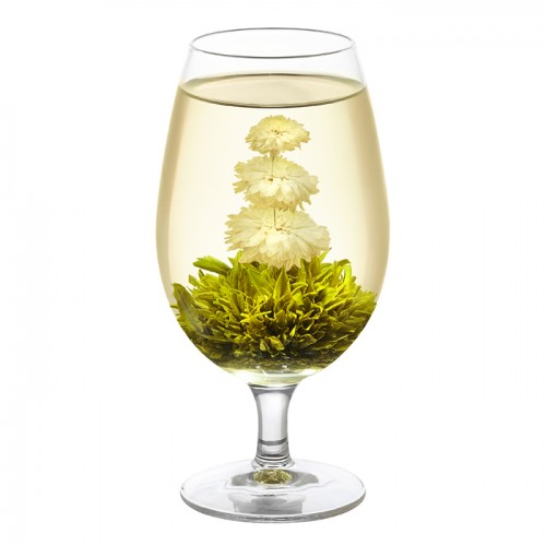 WellTea Chrysanthemum Flowering Green Tea