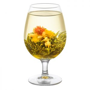 Jasmine Basket Flowering Green Tea