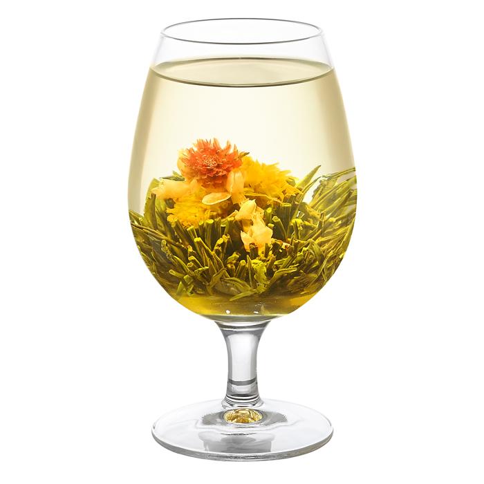 Jasmine Basket Flowering Green Tea