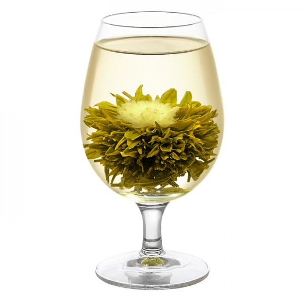WellTea-Glass-Green-Tea-Flowers-Venus