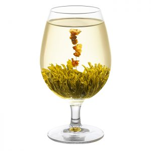 Wintersweet Blooming Flowering Green Tea