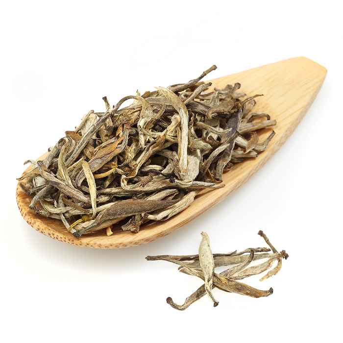 Silver Needle Jasmine White Tea