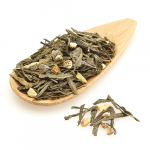 WellTea Lemon Peel & Ginger Loose Green Tea