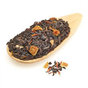 WellTea Orange Peel & Red Safflowers Black Tea