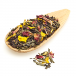 WellTea Rose & Sunflower Green Tea