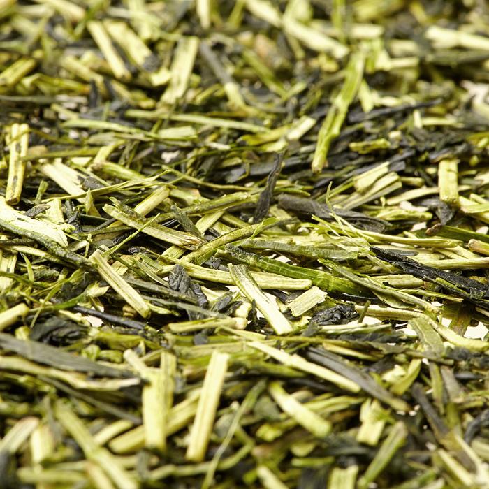 WellTea Sencha Karigane Green Tea