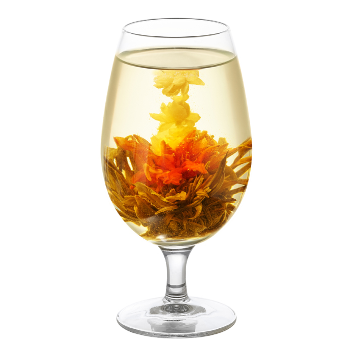 Autumn Lover Flowering Green Tea