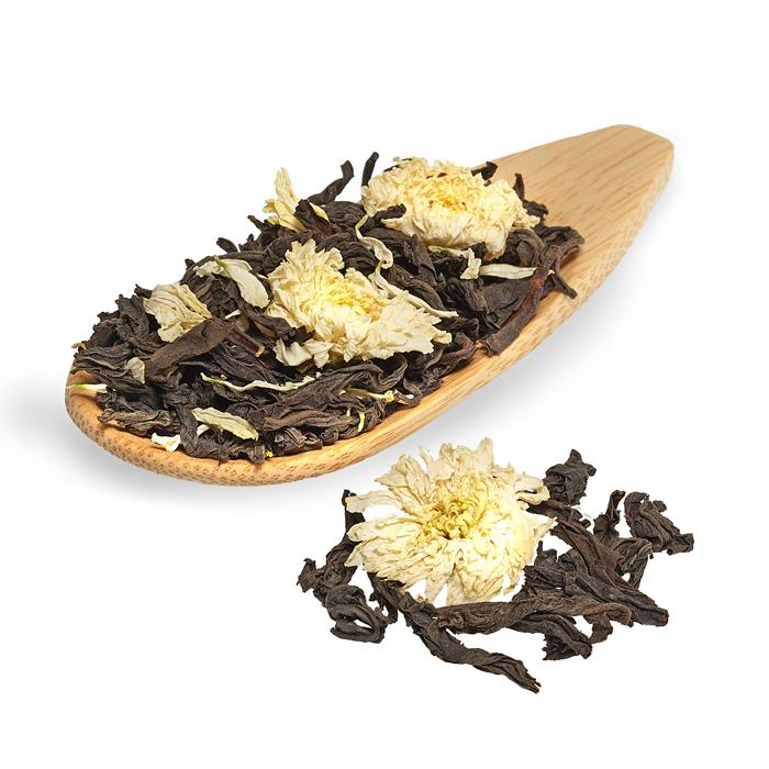 Chrysanthemum Black Tea