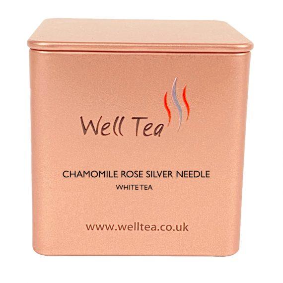 Chamomile rose silver needle