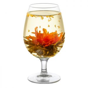 Osmanthus Dancing Flowering Green Tea