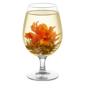 Royal Lily Flowering Green Tea