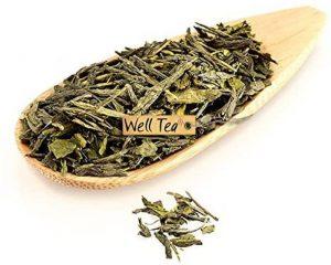 bancha green tea bag